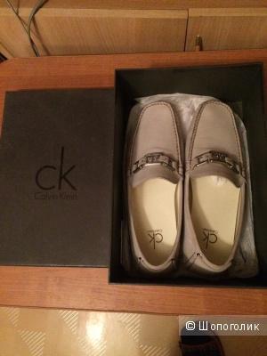 Новые Мокасины Calvin Klein 41-42 размер