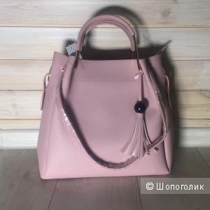 Сумка Tote 8088 Pink
