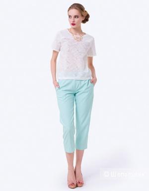 Красивая летняя блузка Lo из коллекции La Floraison размер 48 можно и на 50