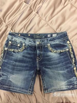 Джинсовые шорты Miss Me
