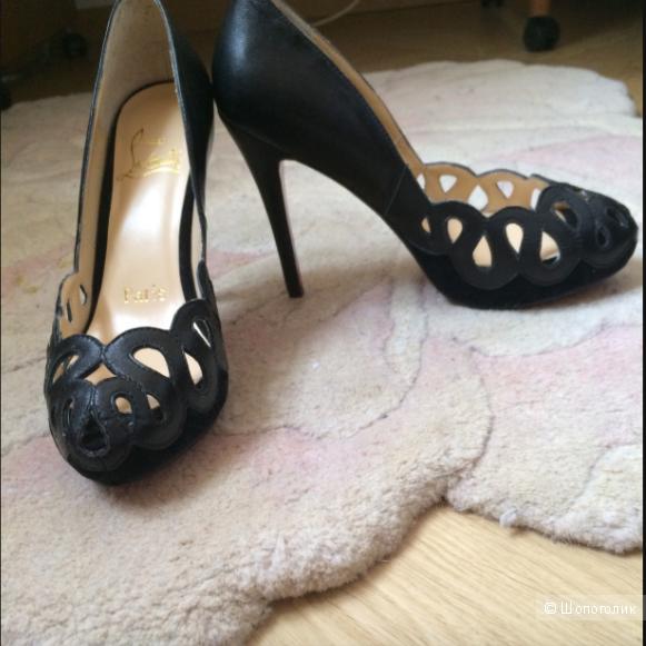 Туфли оригинал Christian Louboutin 37 размер