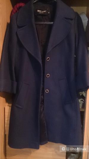 Натуральное пальто Denny rose xs
