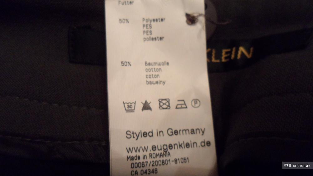 Брюки б/у 43% шерсть фирмы Eugen Klein р-р 62-64 произведено в Европе