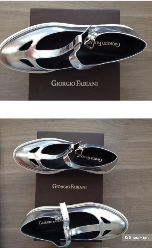 Giorgio Fabiani, 37 размер
