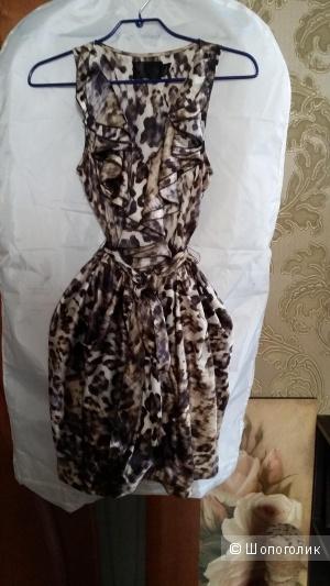 Очаровательное, воздушное платье H&M 34 EUR (40-42 российский)