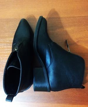 Новые ботинки New Look