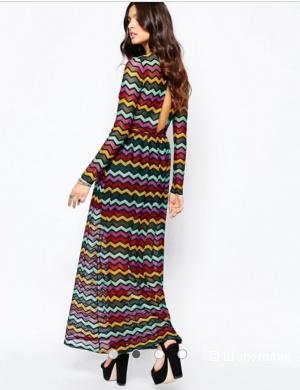 Продам эффектное платье 42-44 размер