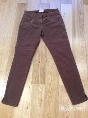 Узкие вельветовые брюки BRAX р.44-46