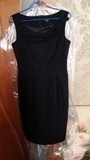 Маленькое черное платье-карандаш от OASIS 12 UK/38 EUR размера