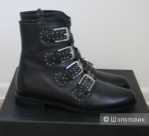 Продам новые женские кожаные ботинки бренда ALBA раз. 38