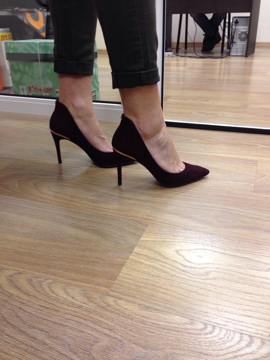 Новые кожаные туфли Ted Baker 5UK 38eur 37rus