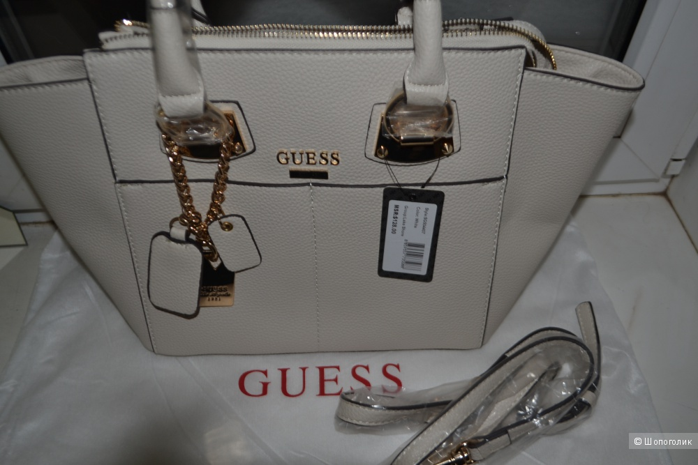Новая оригинальная Guess сумка
