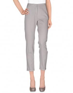 Итальянские брюки ARGONNE из текстурированного хлопка, диз. размер: 44 (IT), на рос. 46