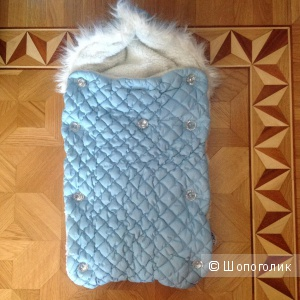 Тёплый конверт для малыша