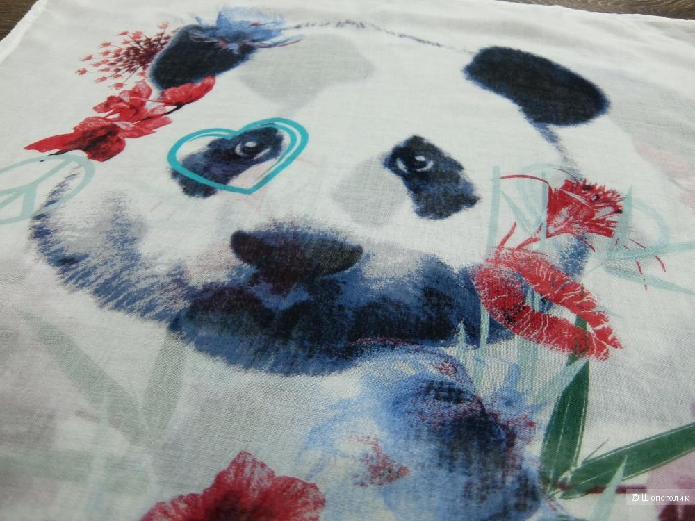 Новый. Шарф - снуд Cecil панда.