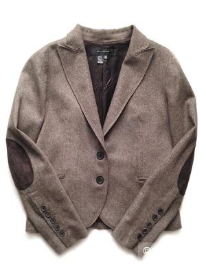 ZARA: стильный жокейский пиджак