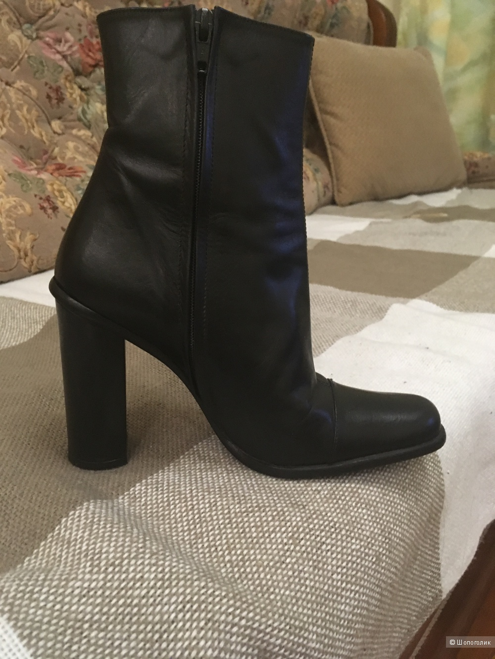 Ботинки Roccobarocco, размер EU 36, б/у 1 раз