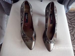 Туфли gabor, Германия, натуральная кожа,по маркировке 5,5