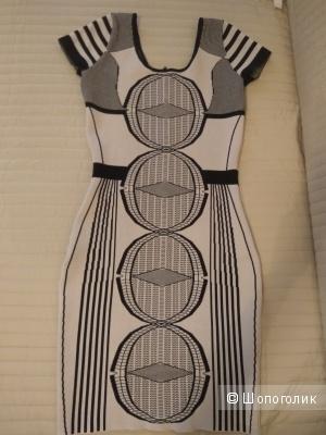 Трикотажное платье Zarina, размер S.