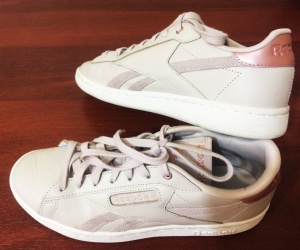 Кроссовки Reebok NPC UK METALLIC