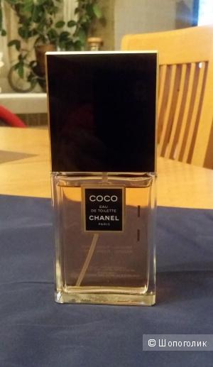 Chanel COCO EDT 100 мм тестер, оригинал