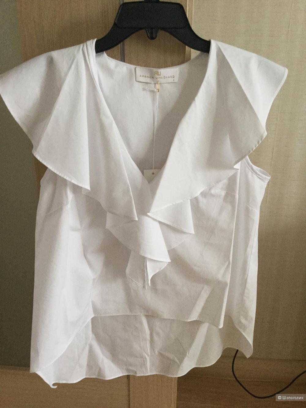Amanda Uprichard Блуза размер S