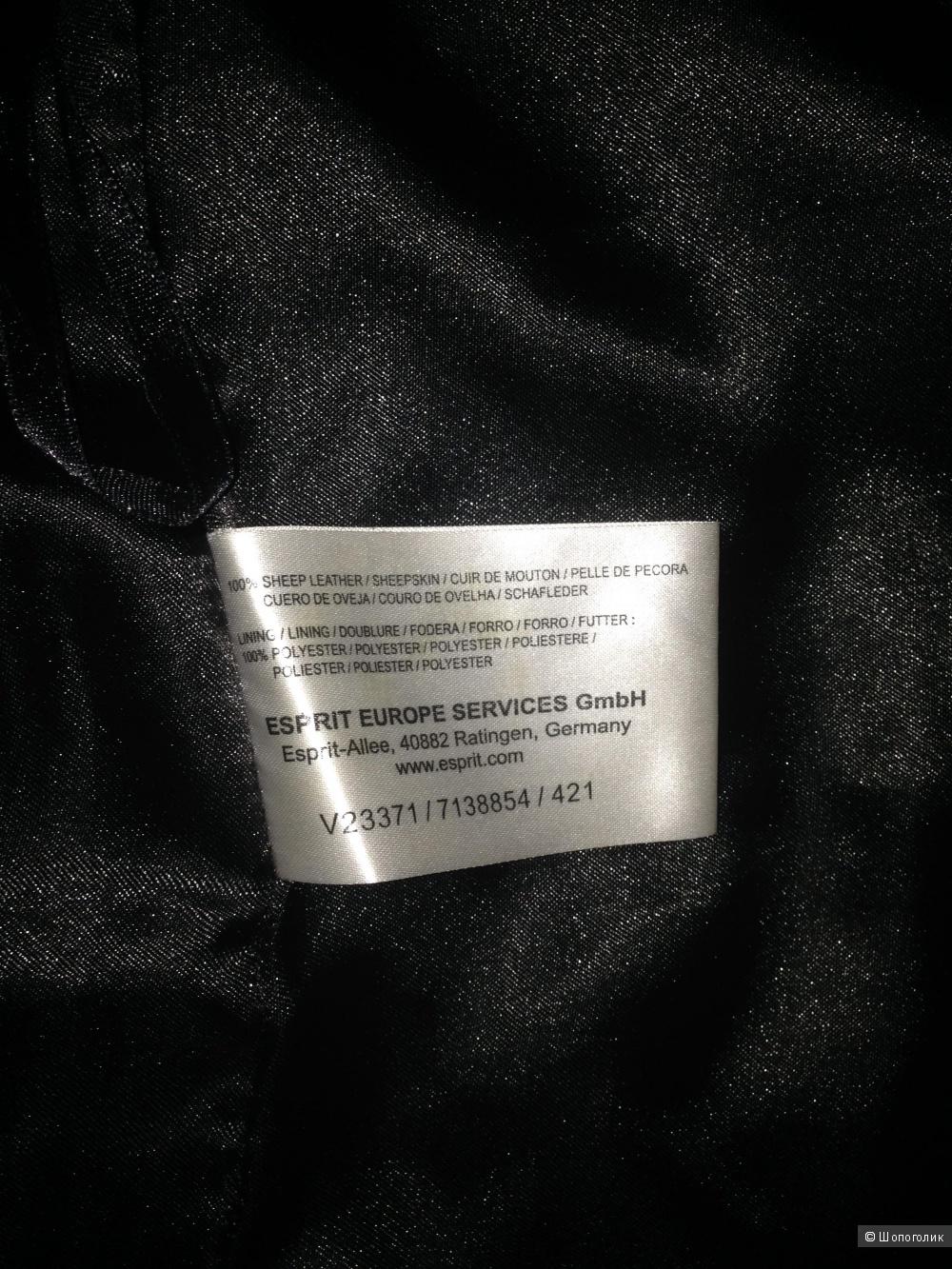 Юбка нат.кожа Esprit 42 размер