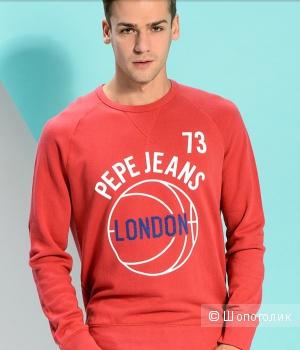 Свитшот мужской Pepe Jeans, размер 48-50