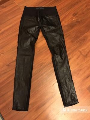 Новые узкие брючки Stefano Jeans 27 размер ручная работа Турция