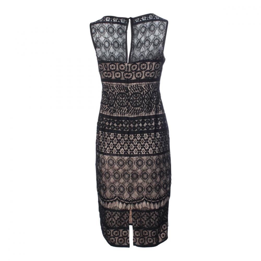 VINCE CAMUTO шикарное платье из ажурного кружева р.44 Новое.Оригинал