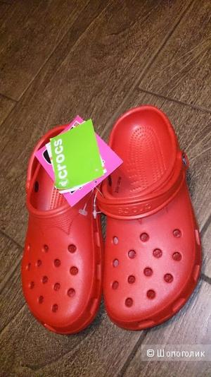 Продам новый мужские Кроксы