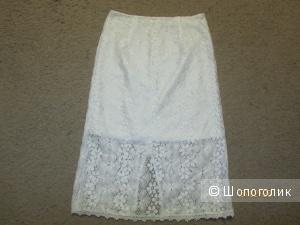 Новая кружевная юбка 42-44 размера. Готовимся к лету!