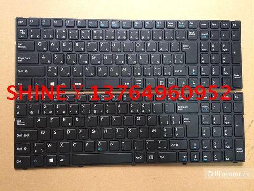 Клавиатура для ноутбука DNS