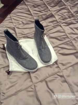 Ботинки Celine