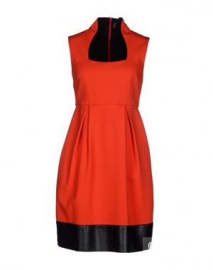 Платье One-1 красное с yoox