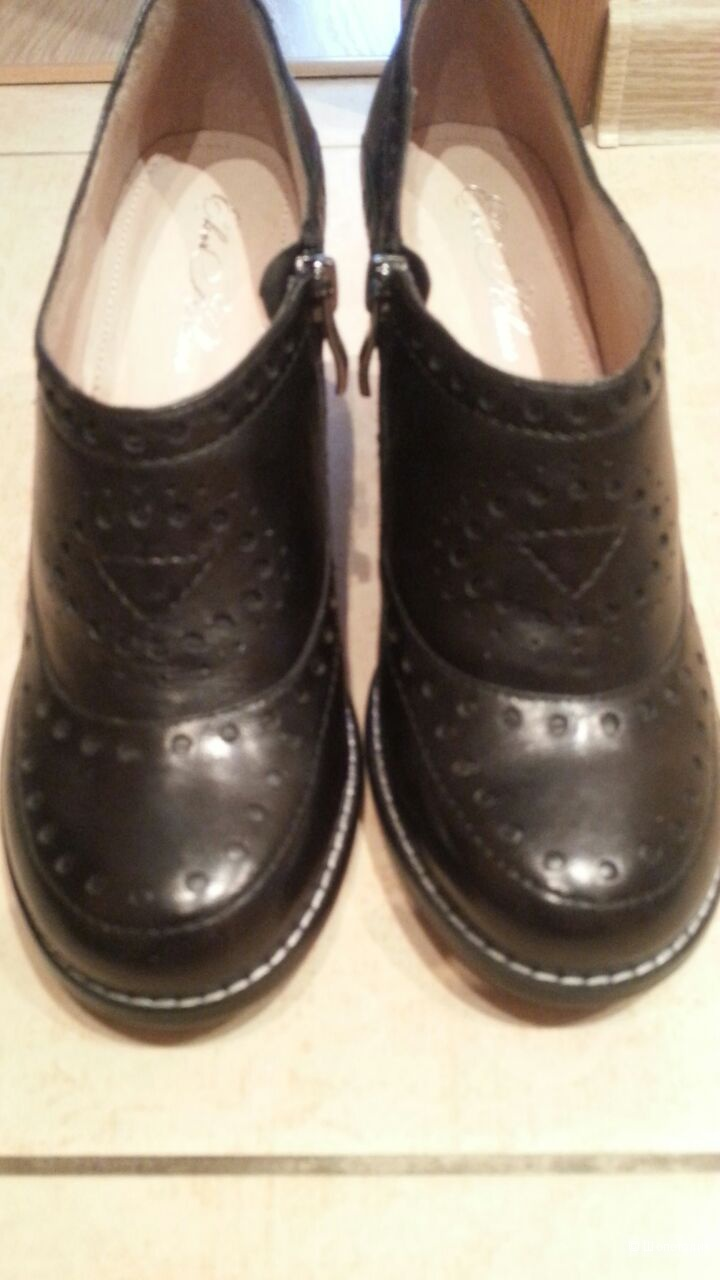 Новые туфли ботильоны Германия, 38 размер