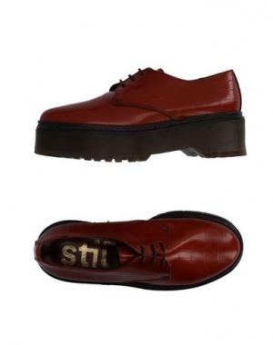 Стильные итальянские ботинки Stiu,37 размер
