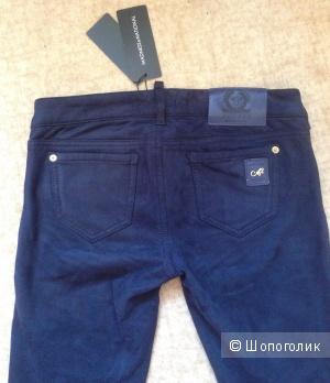 Новые брюки под замшу AMN 28 размер