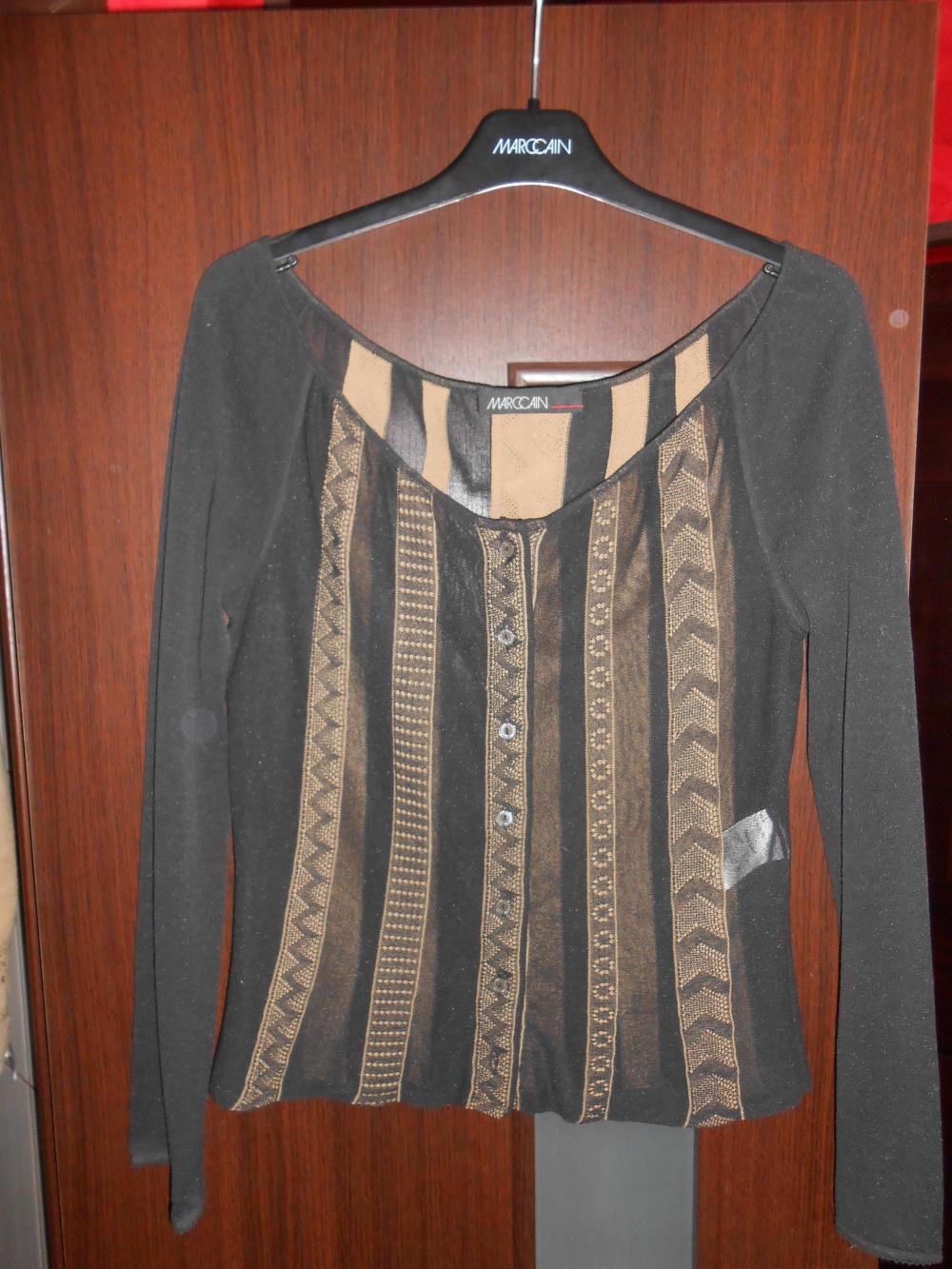 Новая блузка МARCCAIN р. 46.
