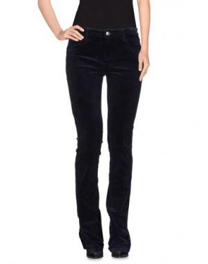 AMERICAN RETRO новые вельветовые повседневные темно - синие брюки.