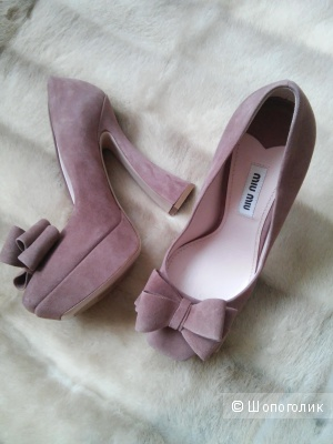 Туфли MIU MIU, размер 36
