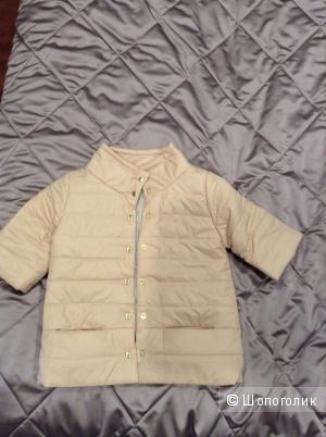 Куртка с короткими рукавами M