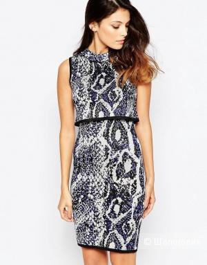 Красивое брендовое платье от French Connection р.44 или 44-46