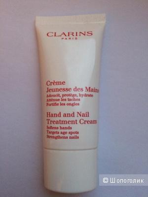 Крем для рук и ногтей Clarins