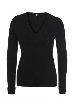 Новый шерстяной свитер Benetton