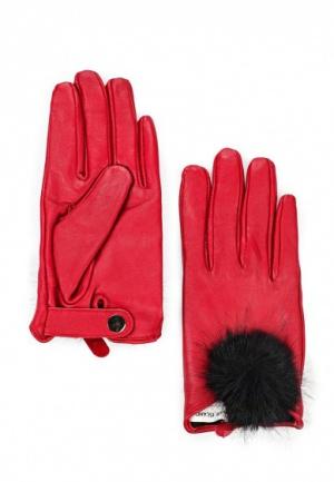 Кожаные перчатки River Island