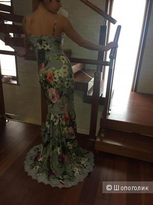 """Платье """"рыбка"""" Dolce&Gabbana 44-46"""