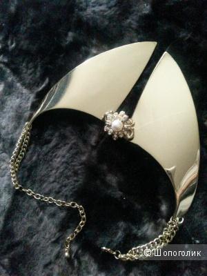 Шикарное ожерелье воротник Asos