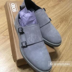 Новые мужские туфли ASOS размер UK 8
