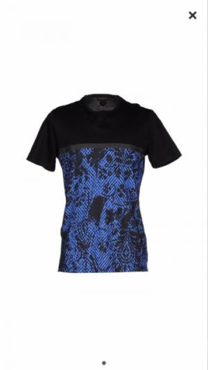 Мужская футболка - Roberto Cavalli gym - 52 рус.размер